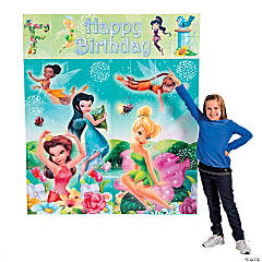 Disney Fairies Scene Setter Wall Decorating Kit