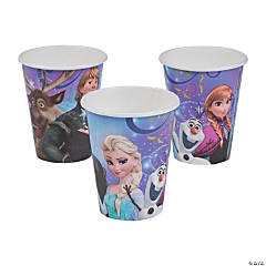 Disney® Frozen Magic Paper Cups
