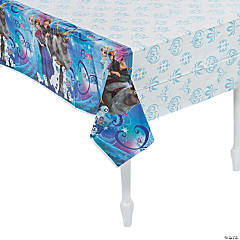 Disney® Frozen Magic Plastic Tablecloth