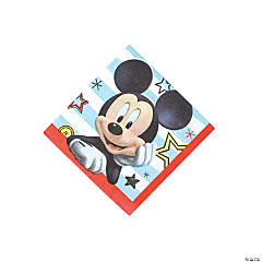 Disney® Mickey on the Go Beverage Napkins