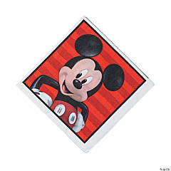 Disney® Mickey on the Go Luncheon Napkins