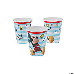 Disney® Mickey on the Go Paper Cups