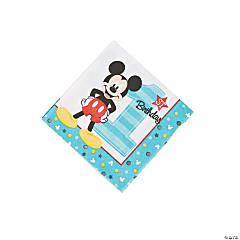 Disney® Mickey's Fun To Be One Beverage Napkins
