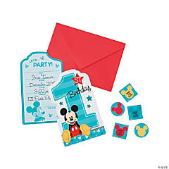 Disney® Mickey's Fun To Be One Invites