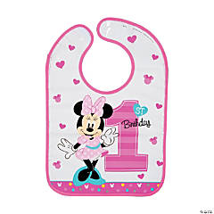 Disney® Minnie's Fun To Be One Bib