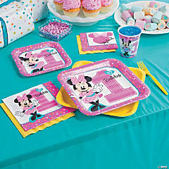 Disney® Minnie's Fun To Be One Party Supplies