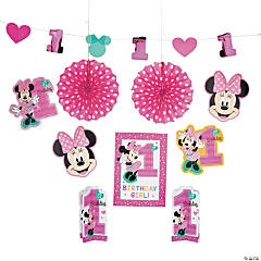 Disney® Minnie's Fun To Be One Room Decorating Kit