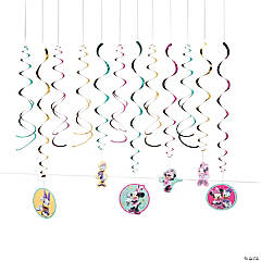 Disney Minnie's Happy Helpers Hanging Swirls