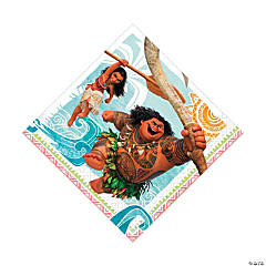 Disney Moana Luncheon Napkins