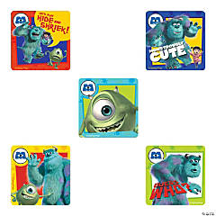 Disney/Pixar Monsters, Inc. Stickers