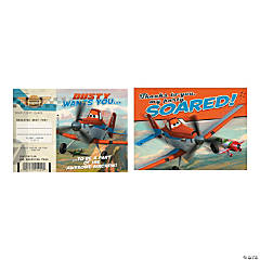 Disney Planes Invitations & Thank You Cards
