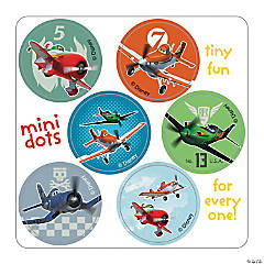 Disney® Planes Mini Dots Stickers