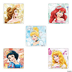 Disney Princess Shaped Stickers
