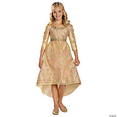 Disney Princess Sleeping Beauty Aurora Coronation Gown Costume for Girls
