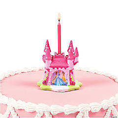 Disney Princesses 3D Candle