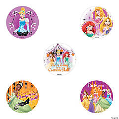 Disney Princesses Halloween Stickers
