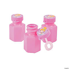 Disney Princesses Mini Bubble Bottles