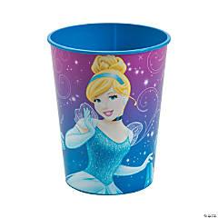 Disney's Cinderella Plastic Tumbler