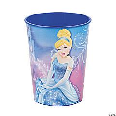 Disney's Cinderella Sparkle Plastic Tumbler