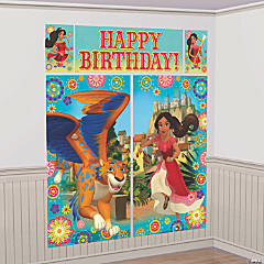 Disney's Elena Giant Backdrop Set