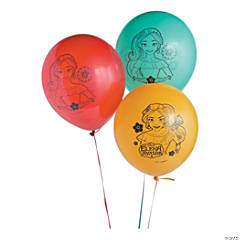 Disney's Elena Latex Balloons