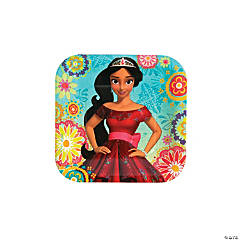 Disney's Elena Paper Dessert Plates