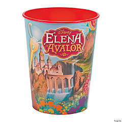 Disney's Elena Tumbler