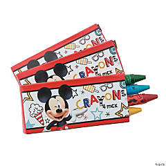 Disney's Mickey and the Roadster Racers™ Crayons