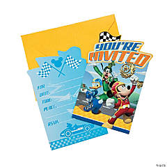 Disney's Mickey & the Roadster Racers™ Invitations
