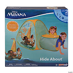 Disney's Moana™ Classic Hide About Pop-Up Tent