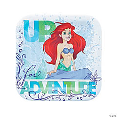 Disney's The Little Mermaid™ Paper Dessert Plates