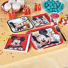 Disney<sup>&#174;</sup> Mickey on the Go Party Supplies