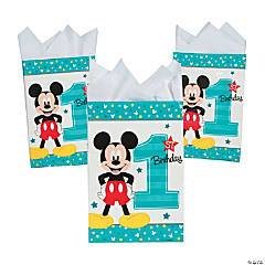 Disney<sup>&#174;</sup> Mickey&#8217;s Fun To Be One Goody Bags