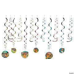 Disney® The Lion Guard Hanging Swirls