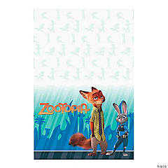 Disney Zootopia Tablecloth