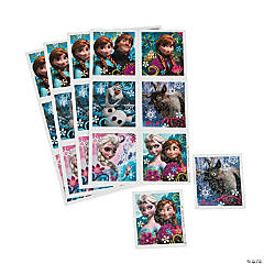 Disney's Frozen Sticker Sheets