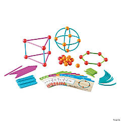 Dive into Shapes™ Sea & Build Geometry Set