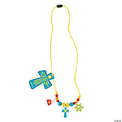 Divine Discoveries Beaded Necklace Craft Kit