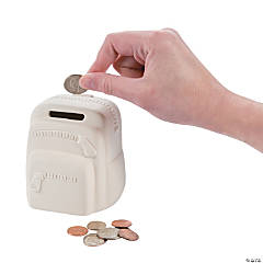 DIY Backpack Bank