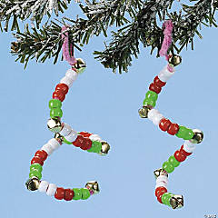 DIY Beaded Ornament Idea