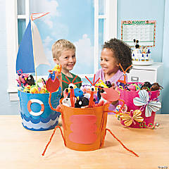 DIY Buckets o' Fun Idea