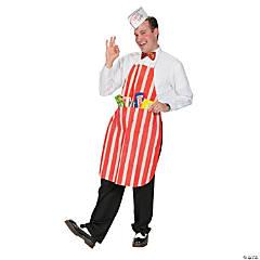 DIY Candy Shop Owner Costume Idea