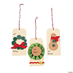 DIY Christmas Gift Tags Idea
