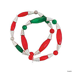 DIY Christmas Stacking Bracelets Idea
