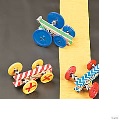 DIY Clothespin Race Car Idea