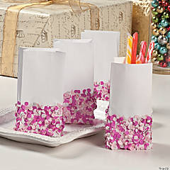 DIY Confetti Mini Treat Sacks Idea