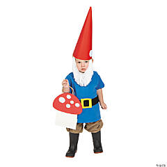 DIY Gnome Costume for Kids Idea
