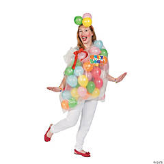 DIY Jelly Bean Costume Idea