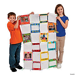 DIY Look It's Me Photo Classroom Quilt