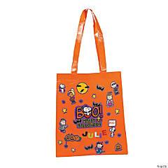 DIY Peanuts® Halloween Laminated Tote Bag Kit